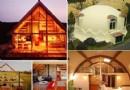 最具特色的十款简易房:环保低碳且造价低廉