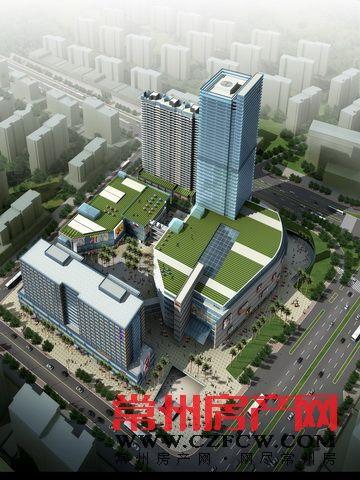 丰臣国际广场楼盘图