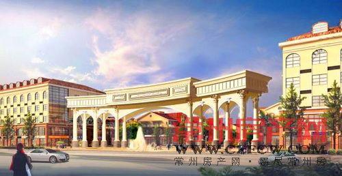 新阳光国际食品城