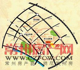 九龙新世纪商贸城位置图