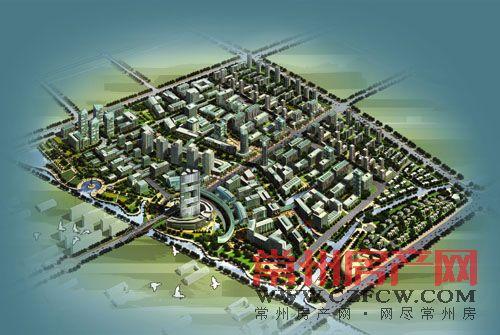 常州科教城国际创新基地楼盘图