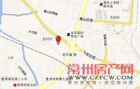 融锦锦鲤公寓位置图