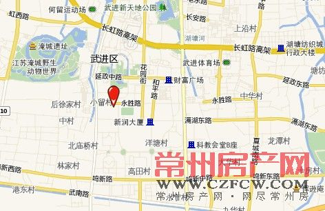康居大厦位置图