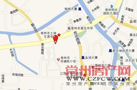 申龙商务广场位置图