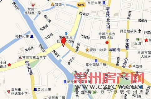 吾悦国际广场位置图