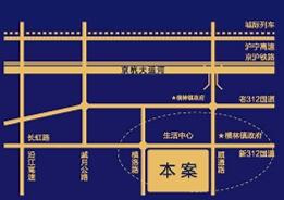 波士别馆位置图