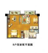 长江1号户型图
