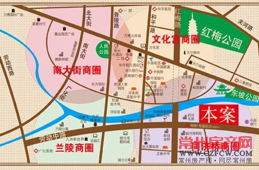 智汇大厦位置图