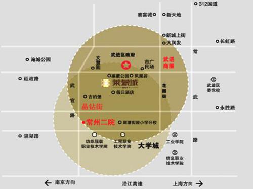 莱蒙城位置图