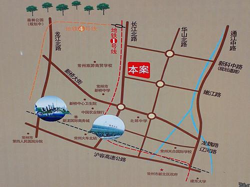 天禄西阆苑位置图