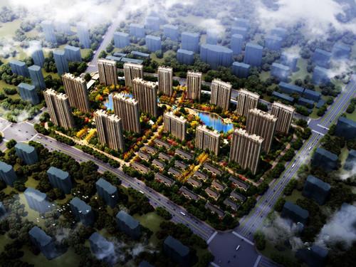 港龙新港城的楼盘图片