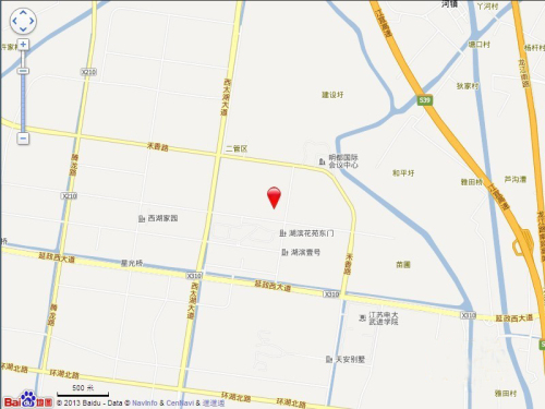 津通国际智慧谷位置图