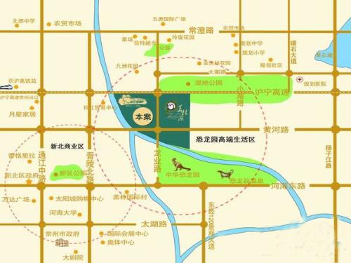 美林湖水岸枫情位置图