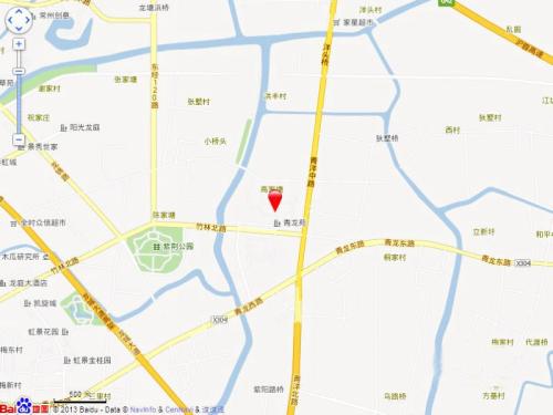青龙邻里中心位置图