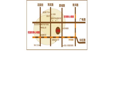 龙涛香榭丽园位置图