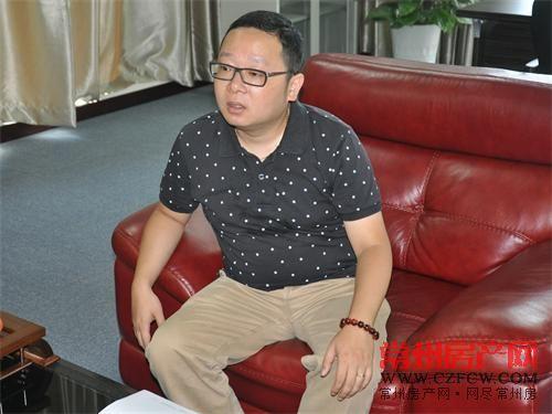 深业华府营销经理徐磊