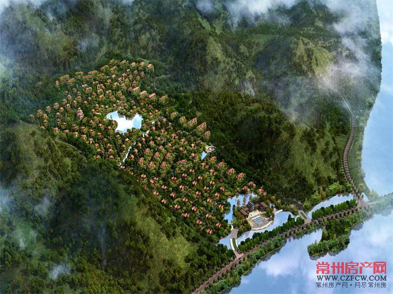 太湖香树湾楼盘图