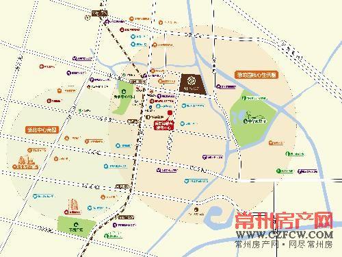 香树湾馨苑位置图