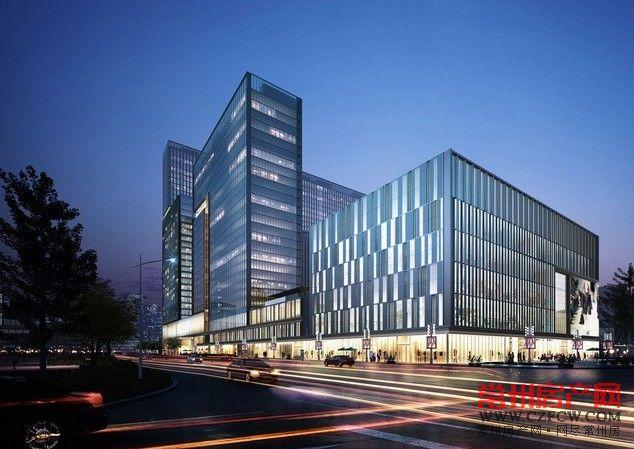 杭州百大绿城将推2套总价过2亿商铺