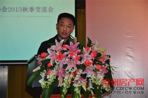 黄涛先生进行常州商业地产现状剖析