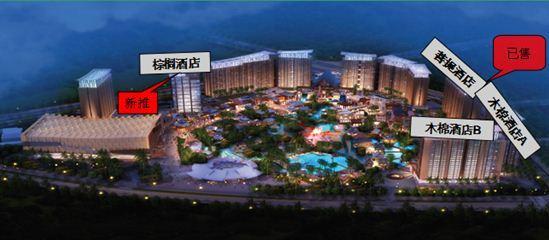 三亚湾红树林度假世界棕榈酒店新品岁末震撼发布