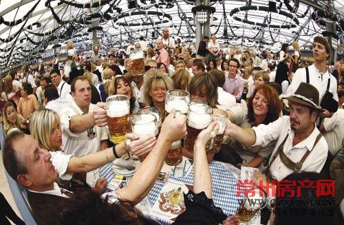 激情啤酒一夏