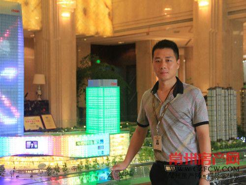 常州弘阳广场置业有限公司总经理助理杨本敬