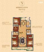 凯悦中心户型图
