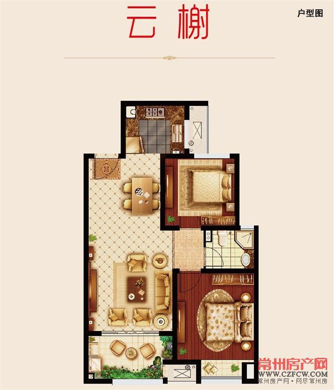 嘉宏云顶:6#楼开盘在售 均价7200元/�O