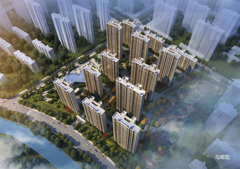"""华润国际社区地块规划变更 六期原""""高层多层""""改为纯高层"""