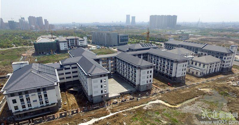 经开区东方新城配套中小学即将竣工 拟9月投入使用