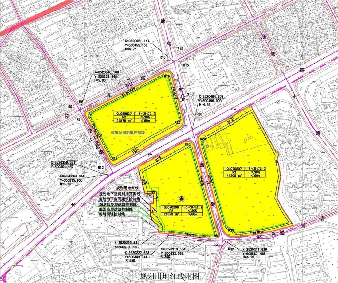 天宁主城区重点地块拟上市 常高技地块规划条件公示