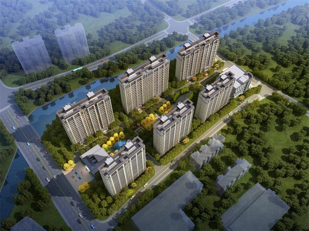 华宇田家炳中学北侧地块规划出炉 将建6栋15-18层小高层住宅