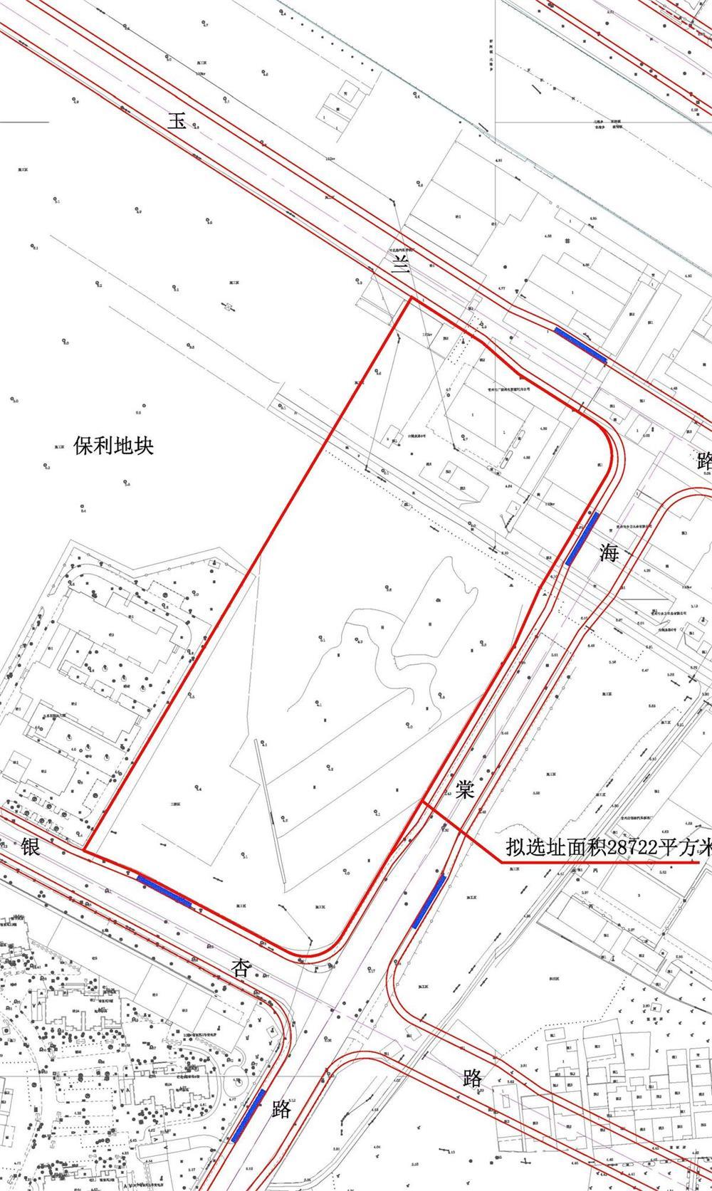保利公园九里东侧!钟楼第二实验小学选址公示!