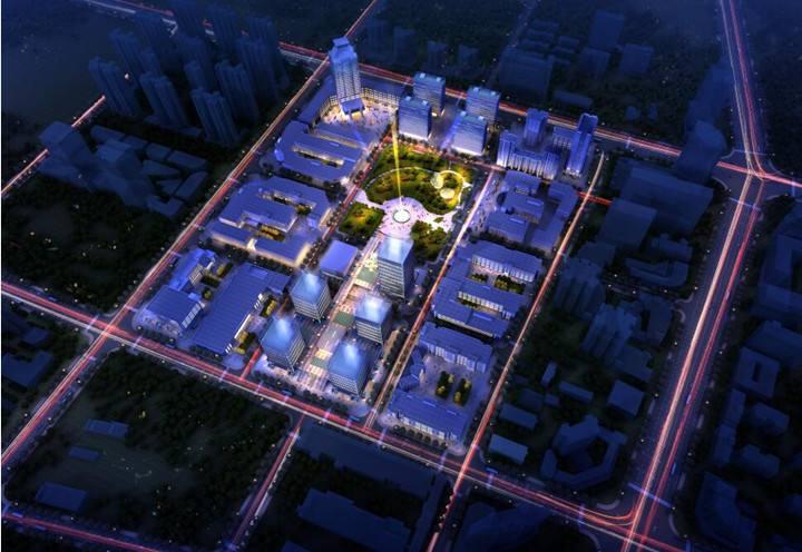 常州规划江南新金融创新园 未来将集聚千亿资本