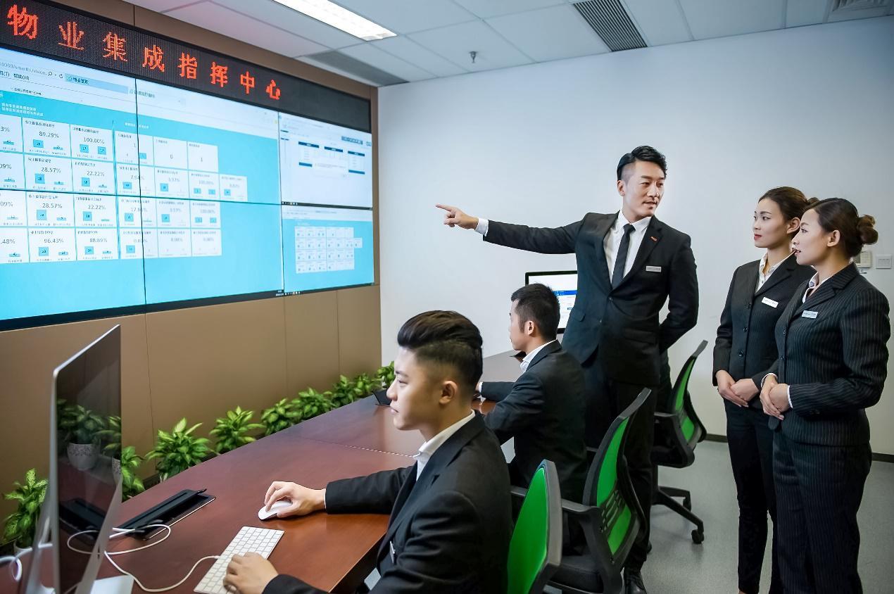 龙湖物业的格局观:共享行业操作系统
