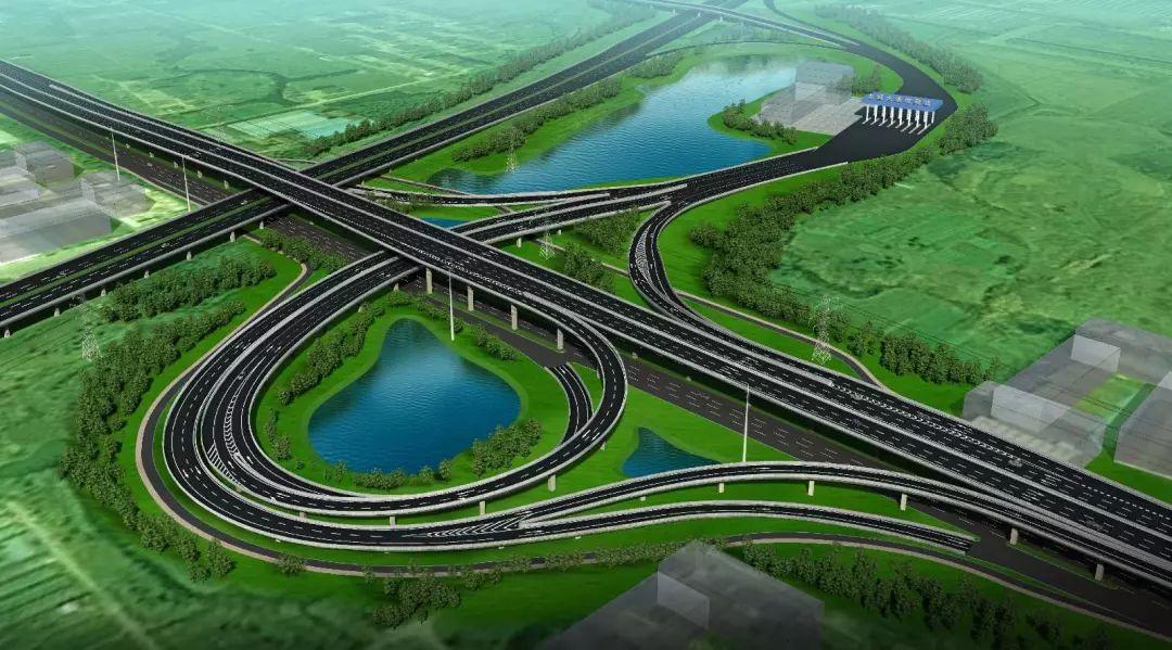 联通扬子江城市群!常州又新建一条高架,双向6车道,2019年完工