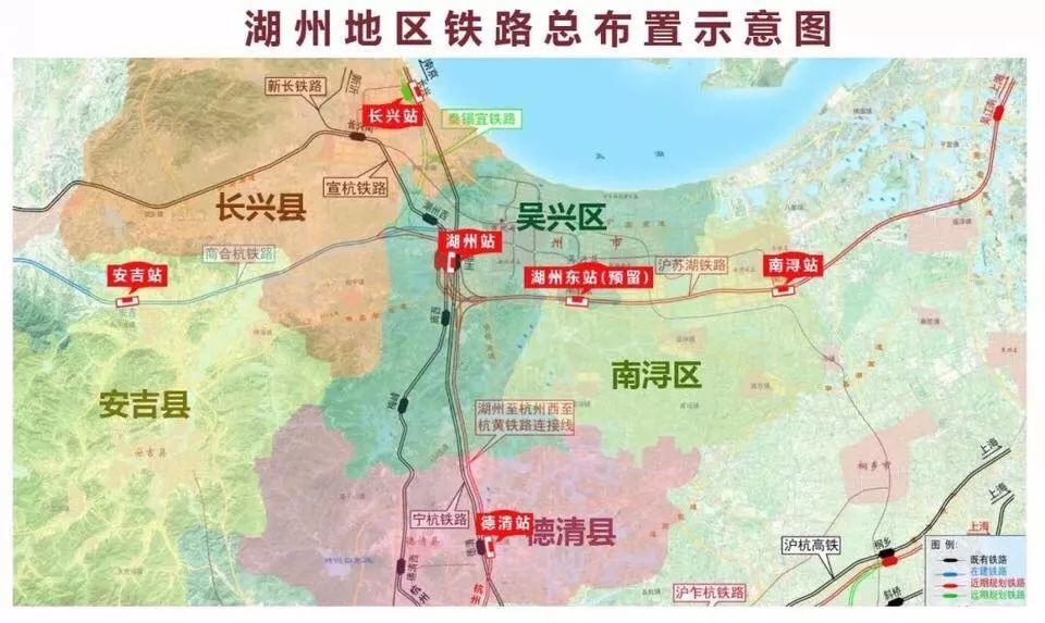 湖州-无锡-雄安-北京:新京杭高铁将使江苏哪些城市获益?