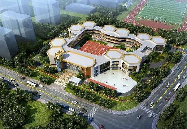"""新桥镇中心幼儿园新龙湖分园、高新区""""两馆两中心""""规划出炉"""