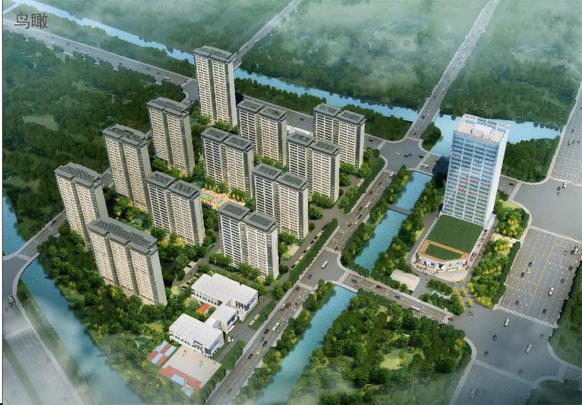 碧桂园金科光明府规划出炉 将建12栋18-27层高层住宅