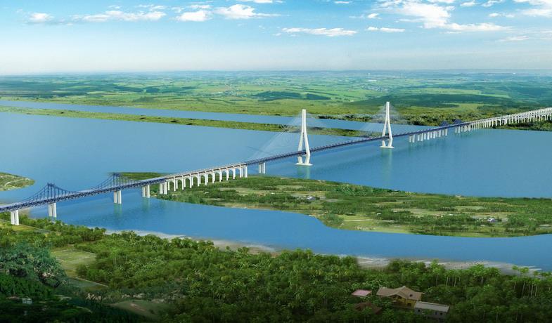 常泰过江通道有望明年开建!未来常州到泰兴仅需半小时
