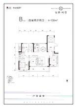佳源・悦府户型图