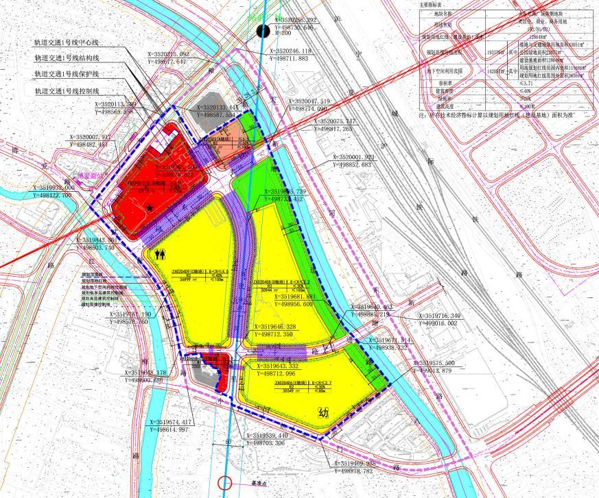火车站南广场南侧地块延期成交 横山桥、前黄两幅乡镇地块挂牌