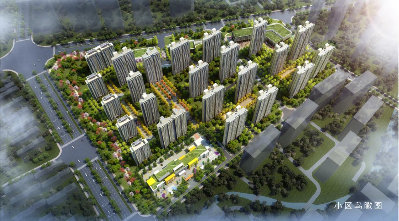 拟建全城高端住区,天宁区原三毛纺织厂地块设计方案批前公示