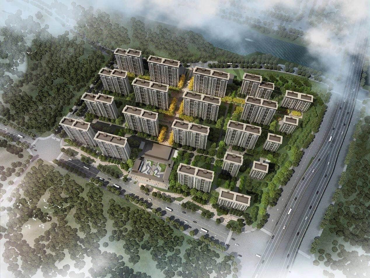 【新城招商・璞樾和山】运河畔低密洋房 龙城的高阶之享