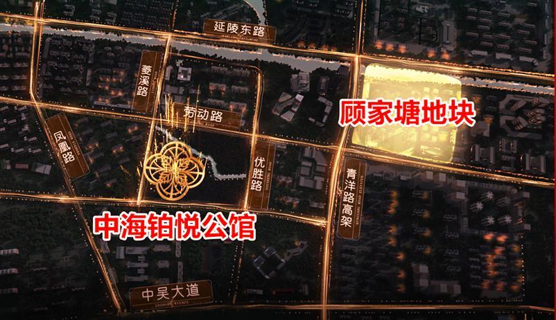 【中海・铂悦公馆】土拍风云起,天宁正红,抄底正当时