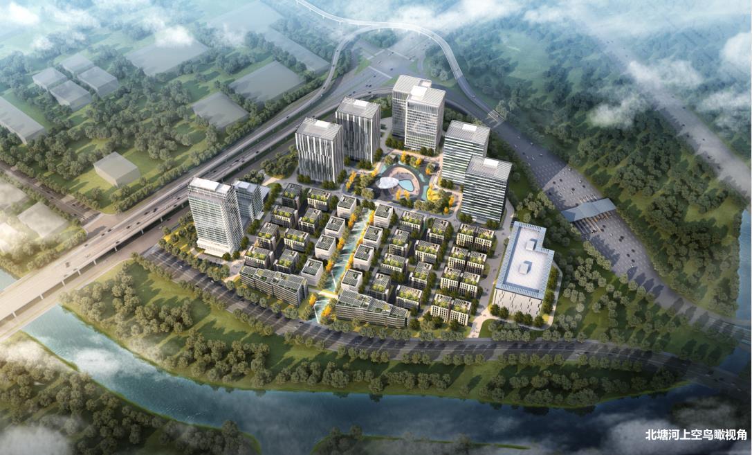 苏南智城科技产业园:打造智慧科技-创新生态型精品示范基地