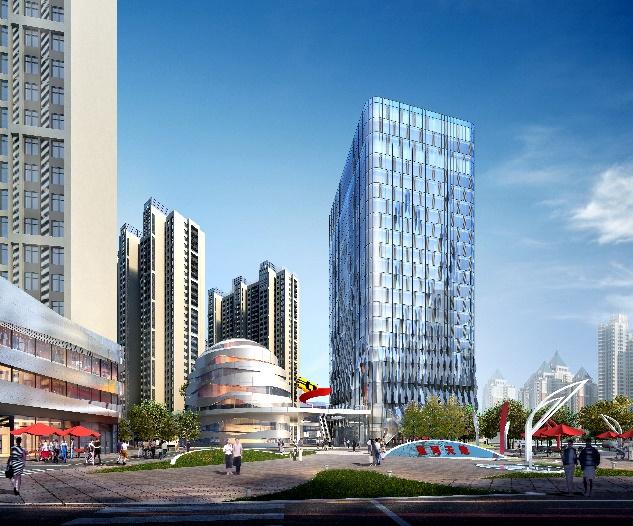 绿地运河天地X-mall的楼盘图片