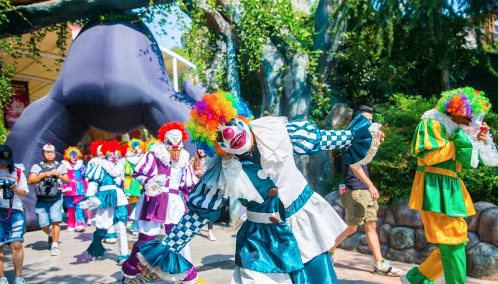 【文末赠票】蓝爵生活馆惊鸿开赏 5.1国际马戏节盛世启幕