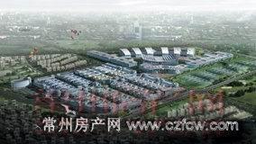 江苏国际塑化城楼盘图